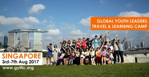 Global Youth Leaders Travel and Learning Camp 2017 in Singapore