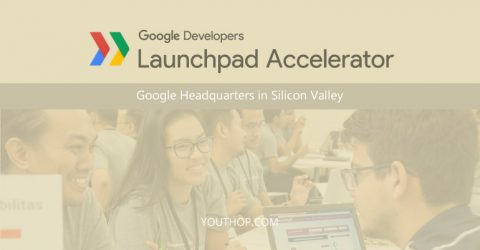 Google Developer Launchpad Accelerator Program 2017 in Google Headquarters