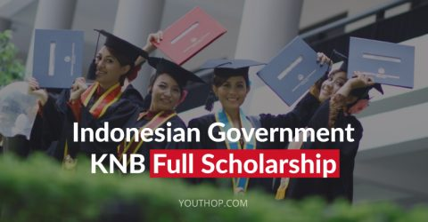 Indonesian Government KNB Scholarship 2017 for Developing Countries Students