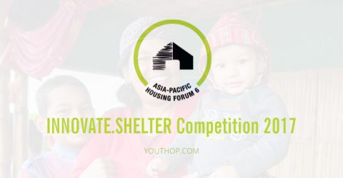 INNOVATE.SHELTER Competition 2017 – Win a trip to Hong Kong