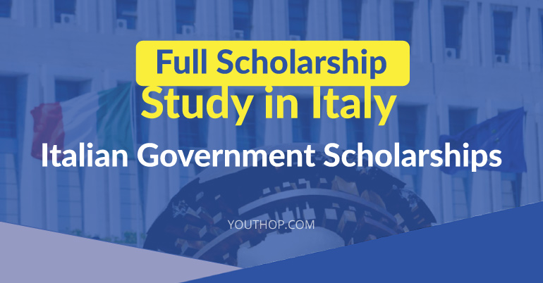 Italy PhD Scholarships 2019-2020