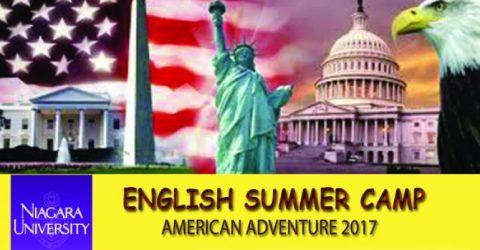 Niagara University – English Summer Camp 2017 in New York, USA