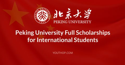 Peking University Scholarships 2017 for International Students in China