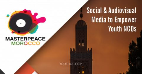 Social and Audiovisual Media to Empower Youth NGOs 2017 in Morocco