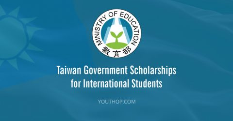 Taiwan Government Scholarships 2017 for International Students