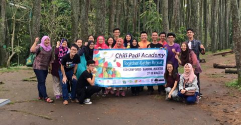 The Chili Padi Academy 2.0 in Singapore, Malaysia and Indonesia