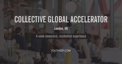 The Collective Global Accelerator 2017 in London, UK