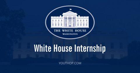The White House Internship Program 2017 in Washington, D.C.