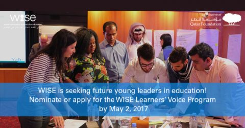 WISE Learners' Voice Program 2017 in Greece and Spain