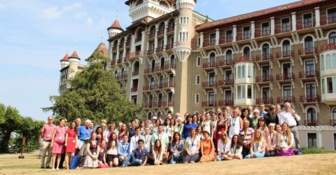The Young Ambassadors Programme 2017 in Caux, Switzerland