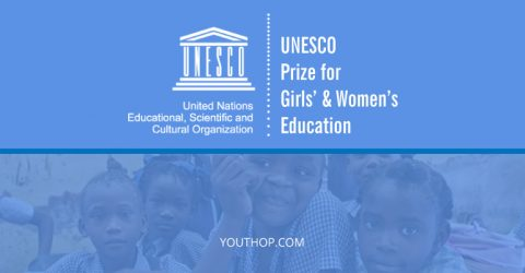 UNESCO Prize for Girls' and Women's Education 2017