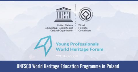 UNESCO World Heritage Education Programme 2017 in Poland