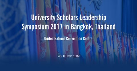 University Scholars Leadership Symposium 2017 in Thailand