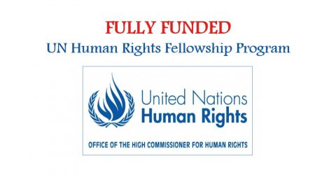 Call for Applications: UN Human Rights Fellowship Programme 2017