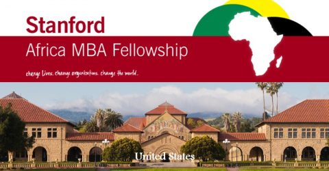 Stanford Africa MBA Fellowship 2017-2018