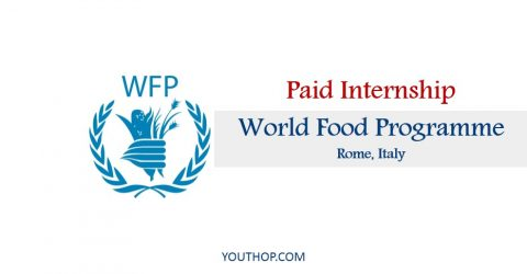 Paid Internship at World Food Programme (WFP) in Rome, Italy