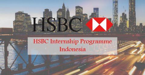 HSBC Internship Programme in Indonesia