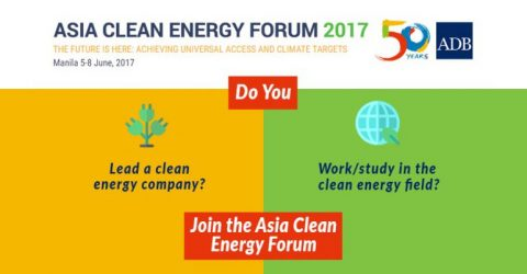 ADB Asia Clean Energy Forum 2017 in ADB Headquarters, Philippines