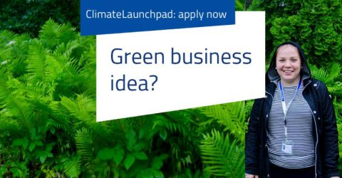 ClimateLaunchpad: The Green Business Ideas Competition 2017 in Limasol, Cyprus.