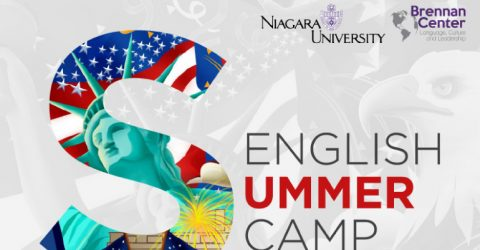 English Summer Camp 2017 in New York, USA