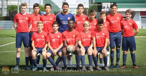 FC Barcelona Soccer Camp 2017 in Barcelona and London