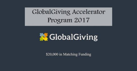 GlobalGiving Accelerator Program 2017