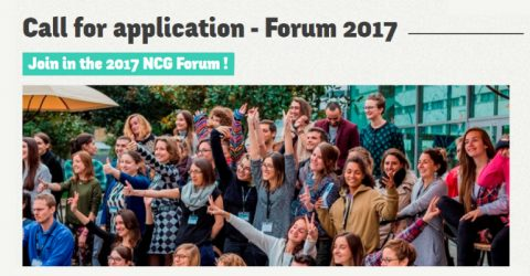 Nantes Creative Generations Forum 2017 in France