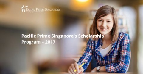 Pacific Prime International Scholarship Program 2017 in Singapore