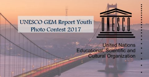 UNESCO GEM Report Youth Photo Contest 2017