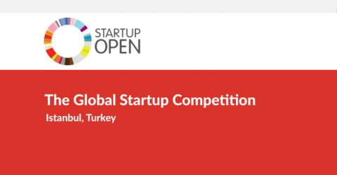 The Global Startup Competition 2018 in Istanbul, Turkey