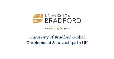 University of Bradford Global Development Scholarships in UK