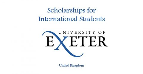 Future Leaders of Sustainability Masters Distinction Scholarship at University of Exeter