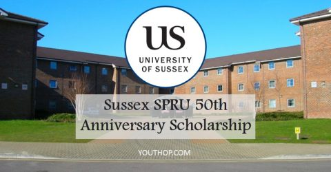 Sussex SPRU 50th Anniversary Scholarship in UK