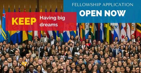 Young Leaders of the Americas Initiative 2017 in Washington D.C. USA