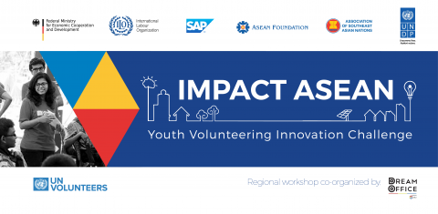 "Youth Volunteering Innovation Challenge ""Impact ASEAN"" 2017 in Thailand"