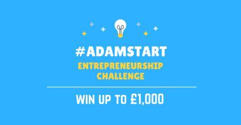 #AdamStart Entrepreneurship Challenge 2017