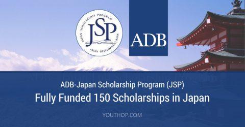 ADB-Japan Scholarship Program (JSP)