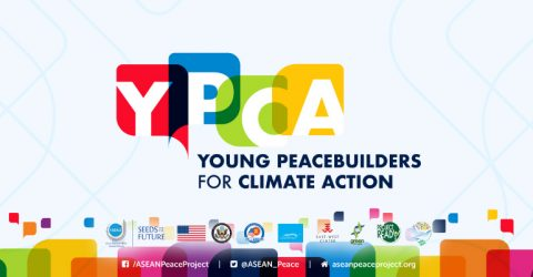 Young Peacebuilders for Climate Action 2017 in Philippines