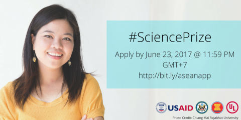 2017 ASEAN-U.S. Science Prize for Women