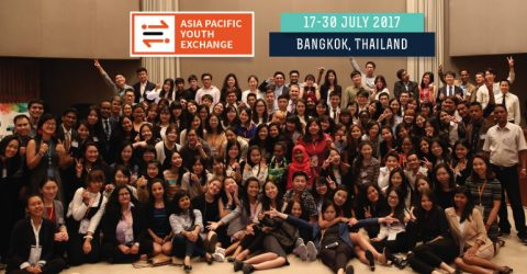 Asia Pacific Youth Exchange 2017 in Thailand
