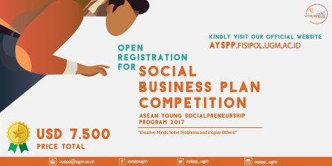 ASEAN Youth Socialpreneurship Program 2017 in Indonesia