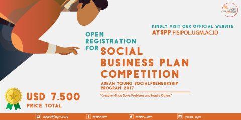 ASEAN Youth Socialpreneurship Program 2017 in Indonesia