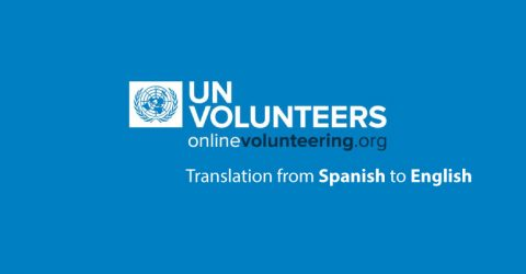 Become a United Nations Online Volunteer