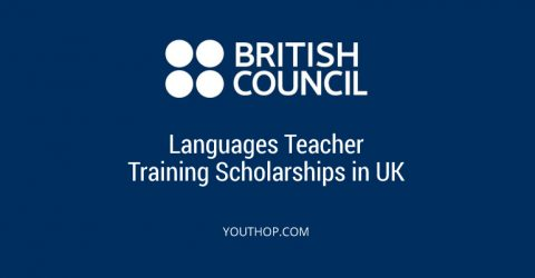 British Council Languages Teacher Training Scholarships in UK