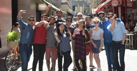 Cultural Entrepreneurship Program 2017 in Melbourne, Australia