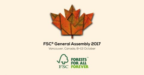 FSC Youth Correspondent 2017 in Vancouver, Canada