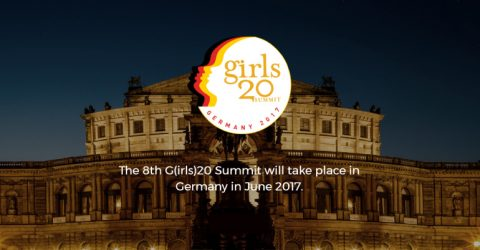 G(irls)20 Summit 2017 in Munich, Germany