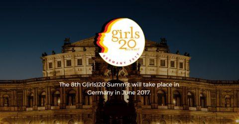 G(irls)20 Summit 2017 in Munich, Germany