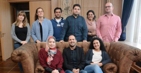 IJP Middle East Fellowship for Journalists 2017 in Germany