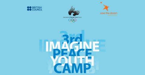 Imagine Peace Youth Camp 2017 in Greece